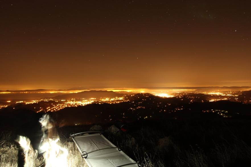 // Loma Alta Summit. San Anselmo, CA