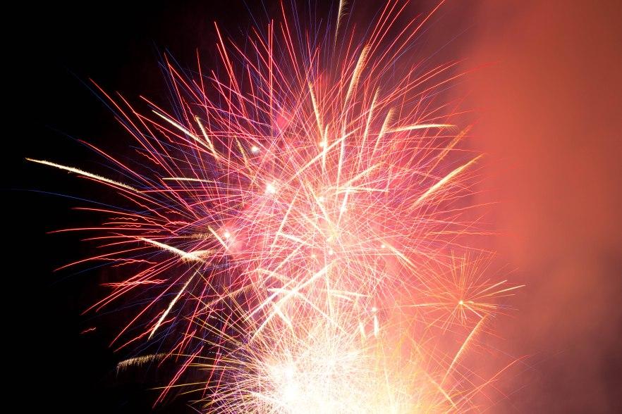 //Marin County Fair Fireworks, San Rafael, CA