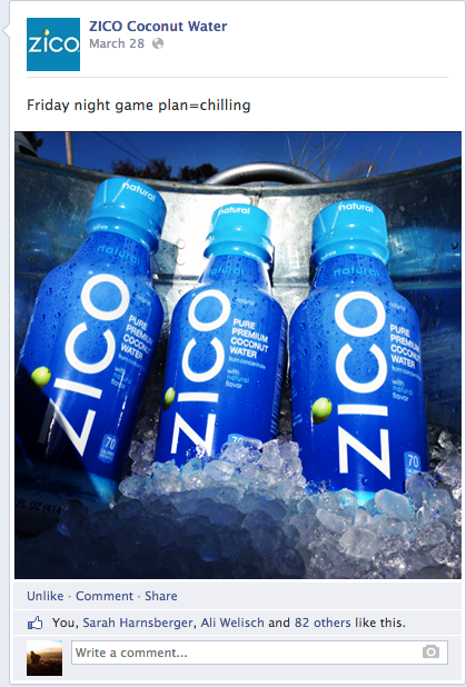 // Zico Social Post